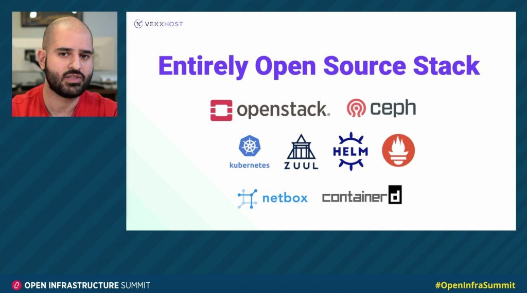Mohammed Naser - Keynote - Open Infrastructure Summit 2020