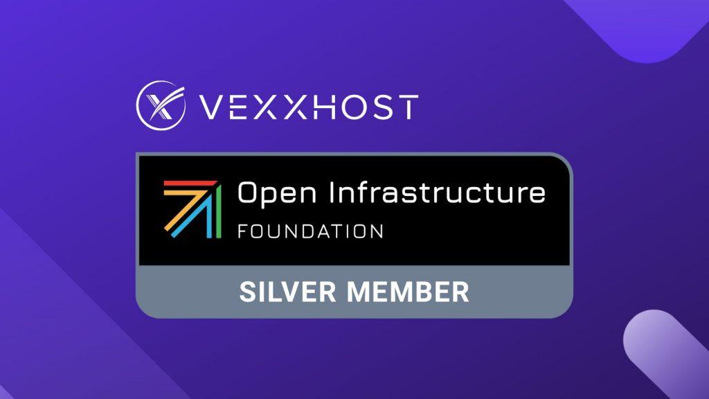 VEXXHOST - OIF Silver Member