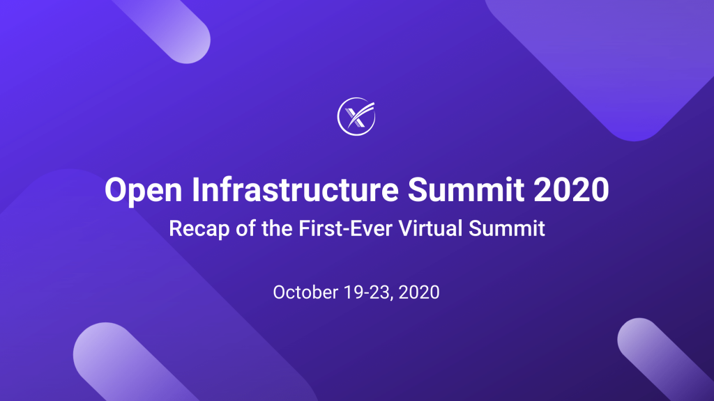 open infrastructure summit 2020 recap blog header