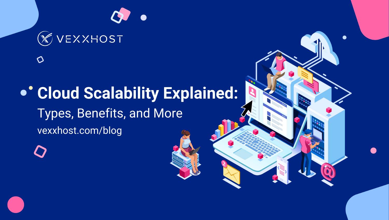 cloud scalability vexxhost blog header