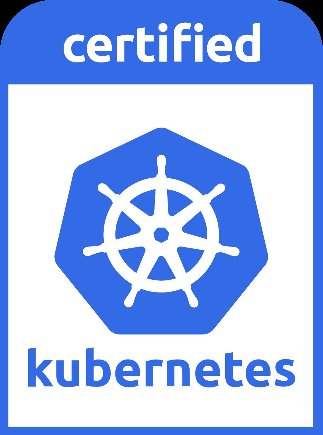 K8S_Certified
