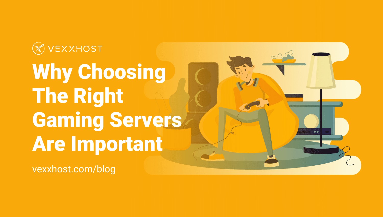 Why Choosing the Right Gaming Servers Are Important?