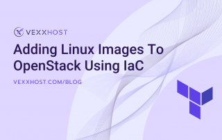 Adding Linux Images to OpenStack Using IaC
