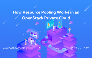 How Resource Pooling Works in an OpenStack Private Cloud