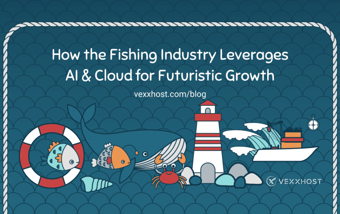 How the Fishing Industry Leverages AI and Cloud for Futuristic Growth