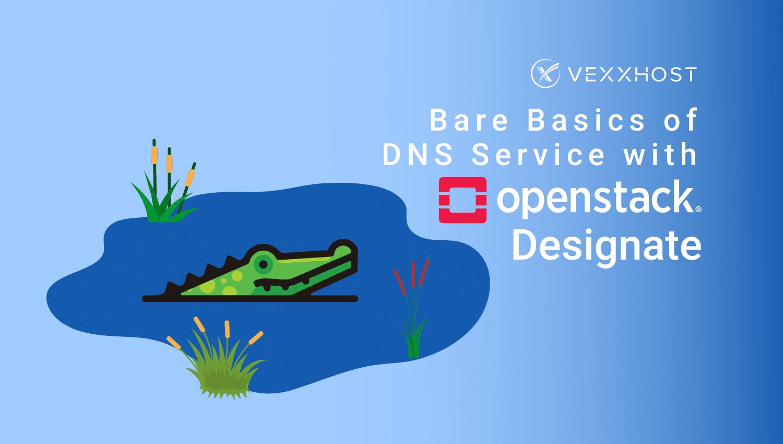 Bare Basics of DNS Service with OpenStack Designate