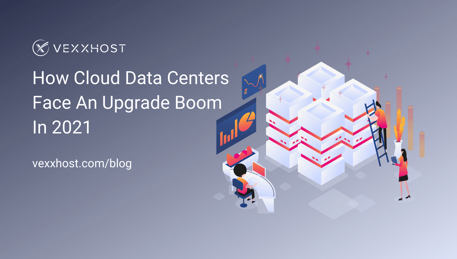 How Cloud Data Centers Face an Upgrade Boom in 2021