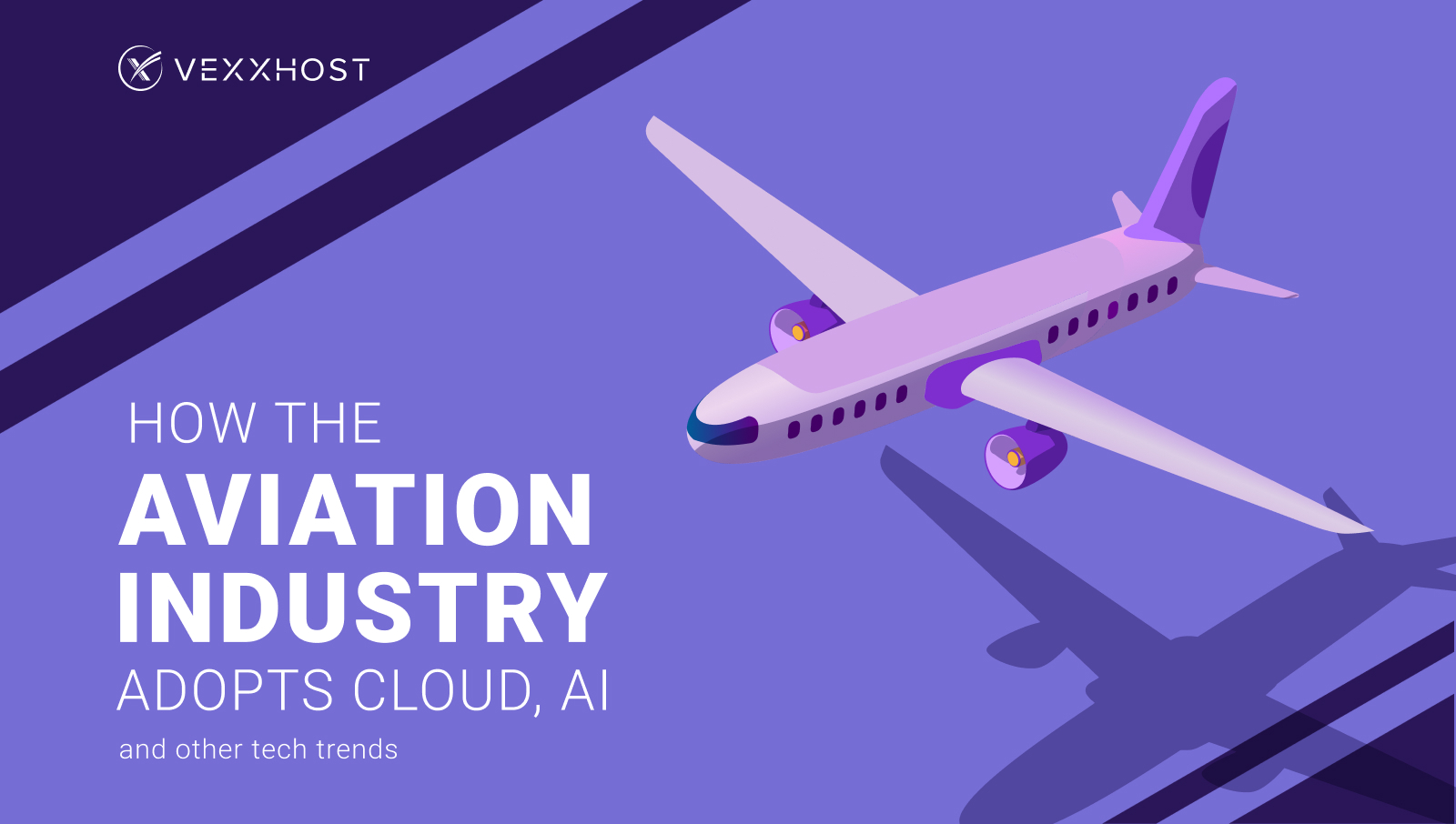 How the Aviation Industry Adopts Cloud, AI, and Other Tech Trends