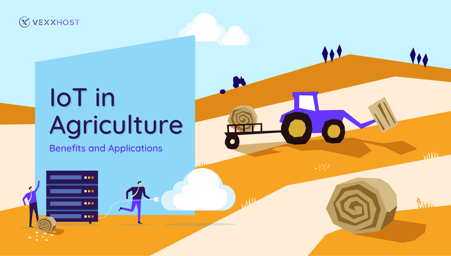 IoT in Agriculture: Benefits and Applications