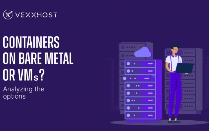 Containers on Bare Metal or VMs? Analyzing the Options