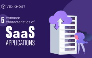 5 Common Characteristics of SaaS Applications