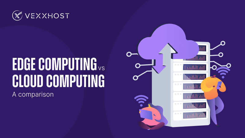 Edge Computing vs. Cloud Computing - A Comparison