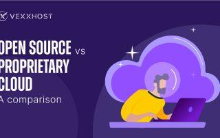 Open Source vs. Proprietary Cloud - A Comparison