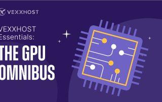 VEXXHOST Essentials: The GPU Omnibus