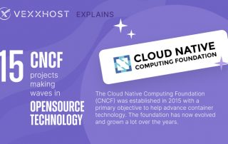 15 CNCF Projects Making Waves in Open Source Technology