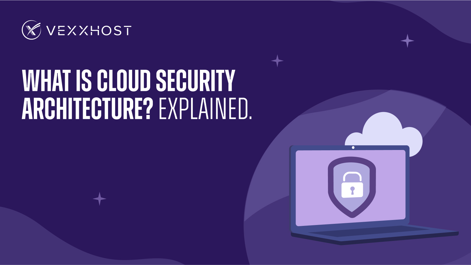 What is Cloud Security Architecture? Explained.